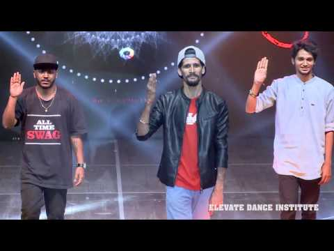 AMARDEEP SINGH NATT | ZINDA ROBOT | ELECTRA 17 JAN SHOW BY NIKHIL ANAND'S  ELEVATE DANCE INSTITUTE