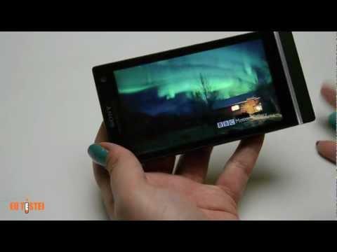 Smartphone Sony Xperia S LT26i - Resenha Brasil