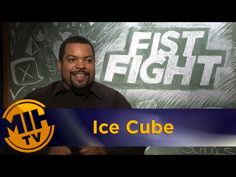 Ice Cube Interview Fist Fight