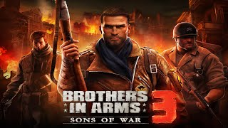 Brothers in Arms 3 (By Gameloft) Update 2 Trailer iOS/Android