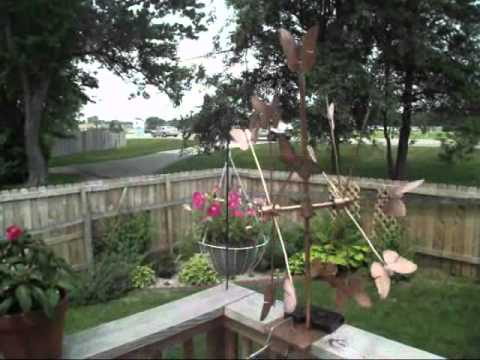 copper garden art. Copper Windmills | Spinners Weathervanes Yard Ornaments Garden Art R