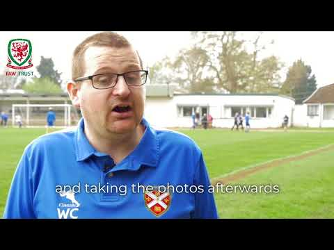 FAW Trust Video: Meet this unique football volunteer
