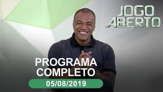Jogo Aberto - 05/08/2019 - Programa completo