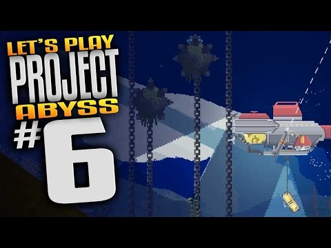 Project Abyss Gameplay - Ep 6 - Mine Field (Lets Play Project Abyss Gameplay)