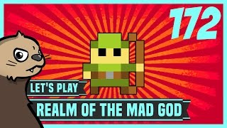 Let's Play: Realm of the Mad God Ep. 172 - Raid and Played