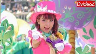 2019/05/04 Tip-Topイースター ザンビーニ前 ブルーミングマジッククラブピンクダンサーさん中心