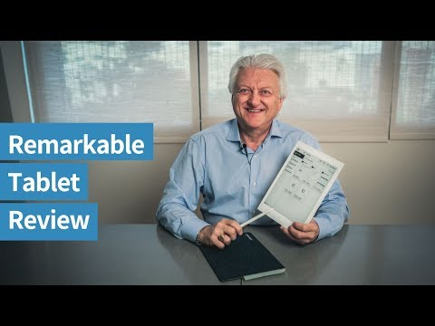 Remarkable Tablet Review | Best Note Taking Tablet