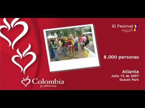 7634e291a5 Festival de la Independencia de Colombia en Atlanta - Colombian Day Atlanta  - 07 18 2009