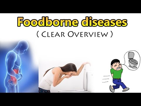 Food Borne diseases ( Clear Overview )