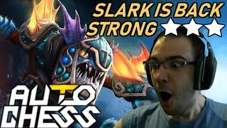 SLARK Is Back And Ready To WHACK! ☆☆☆ | Dota Auto Chess Gameplay 110