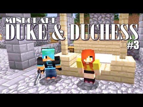 OUR CASTLE | Duke & Duchess EP3 - Minecraft Survival Adventure
