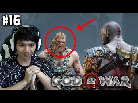 Lawan Anaknya Thor | God Of War | Indonesia | Part 16