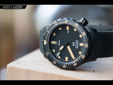 Watch Review: Sinn U1 S E