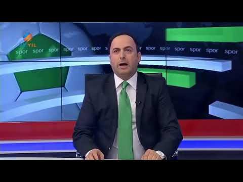 KON TV Spikeri Osmanlıspor yenilince hüngür hüngür ağladı!