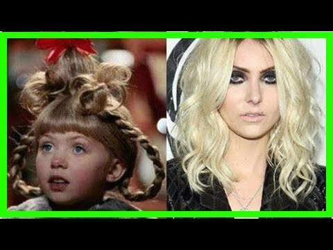 remember when taylor momsen played cindy lou who in how the grinch stole christmas - Taylor Momsen How The Grinch Stole Christmas