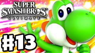 Yoshi! - Super Smash Bros Ultimate - Gameplay Walkthrough Part 13 (Nintendo Switch)