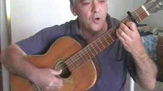 Show me the way to go home - flamenco style