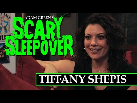 Adam Green's Scary Sleepover - Episode 2: Tiffany Shepis