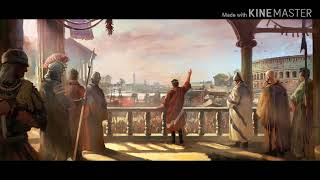 """Cradle of Rome"" 10 minutes soundtrack"