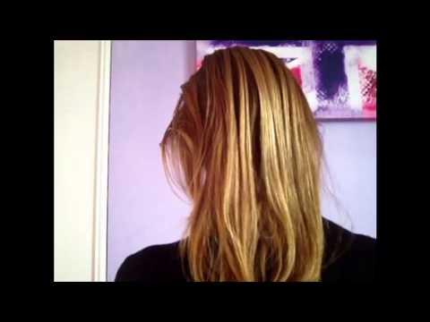 Coiffure sur cheveux fins et courts