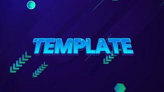 [FREE] Epic Abstract Intro Template! Unique Style! + TUTORIAL | After Effects | 2020 [HD]