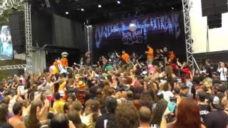 Rectal Smegma 2 live @ Obscene Extreme 2014 FULL HD