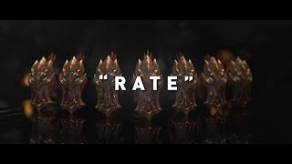 """""""Rate"""" - Challenger Mid Lane Montage thumbnail"""
