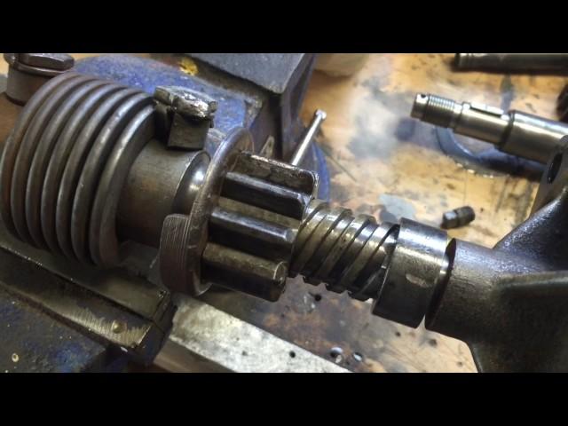 Graham Paige Starter Motor Vintage Car Restoration