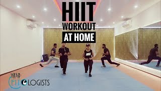 Burn Fat At Home | HIIT | High Intensity Interval Training | I Like It. Cardi B |