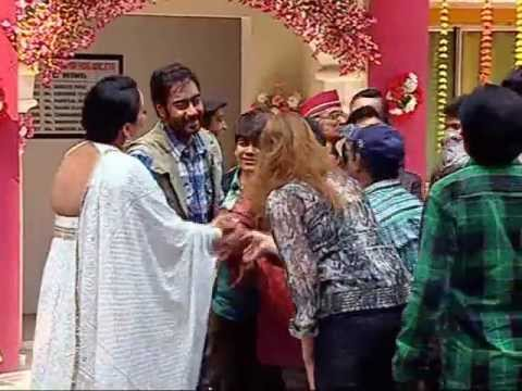 Ajay Devgan Sonakshi Sinha promote Son of Sardar on Tarak Mehta Ka Oolta Chashma