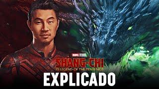 Shang Chi EXPLICADO   Origem, Poderes e a Lenda dos Dez Anéis