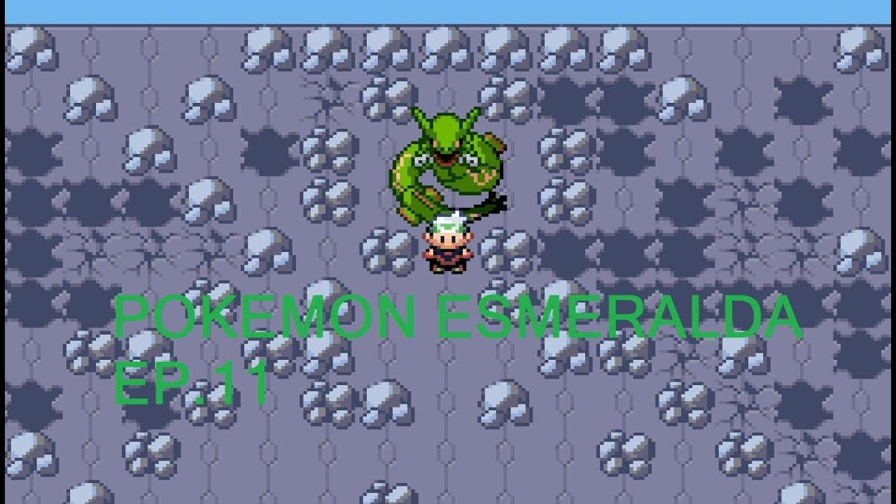 Pokemon esmeralda el gimnasio de agua y el pilar for Gimnasio 7 pokemon esmeralda