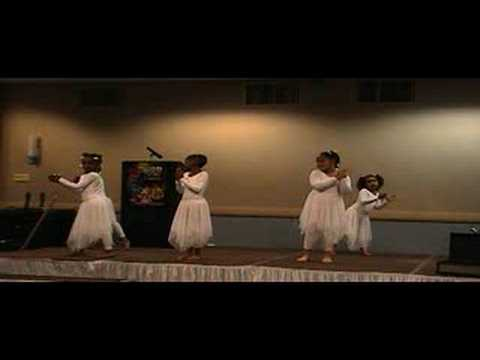 "Children Praise Dance, ""We Must Praise"", Ages 4-7"