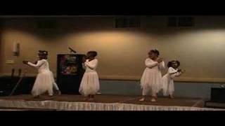 """Children Praise Dance, """"We Must Praise"""", Ages 4-7"""