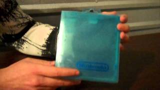 CGRundertow - NES GAME SLIP COVER VS. PLASTIC CLAMSHELL CASE! Video Game Accessory Review