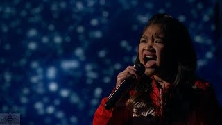 angelica Hale Receives Golden Buzzer(AGT) -Fight Song (Cover)-Lyrics 2019