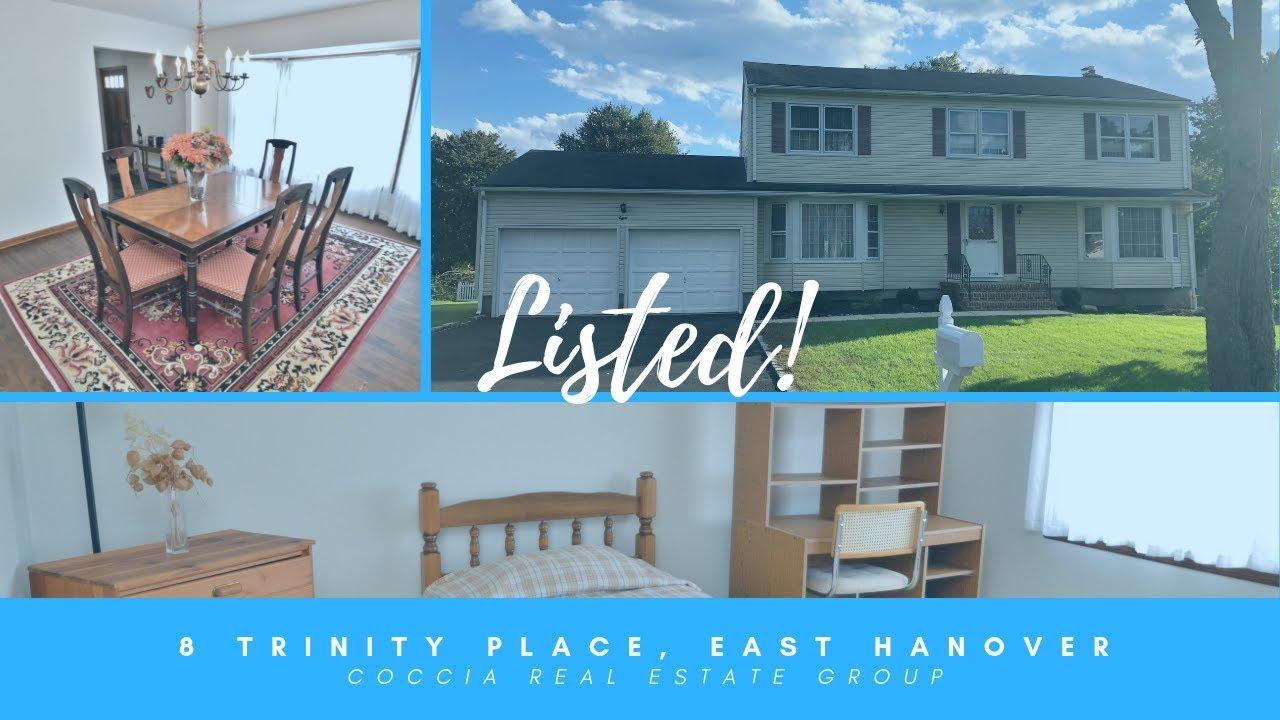 8 Trinity Place   Homes for Sale East Hanover, NJ  Call Christine Nagy 973-615-9878