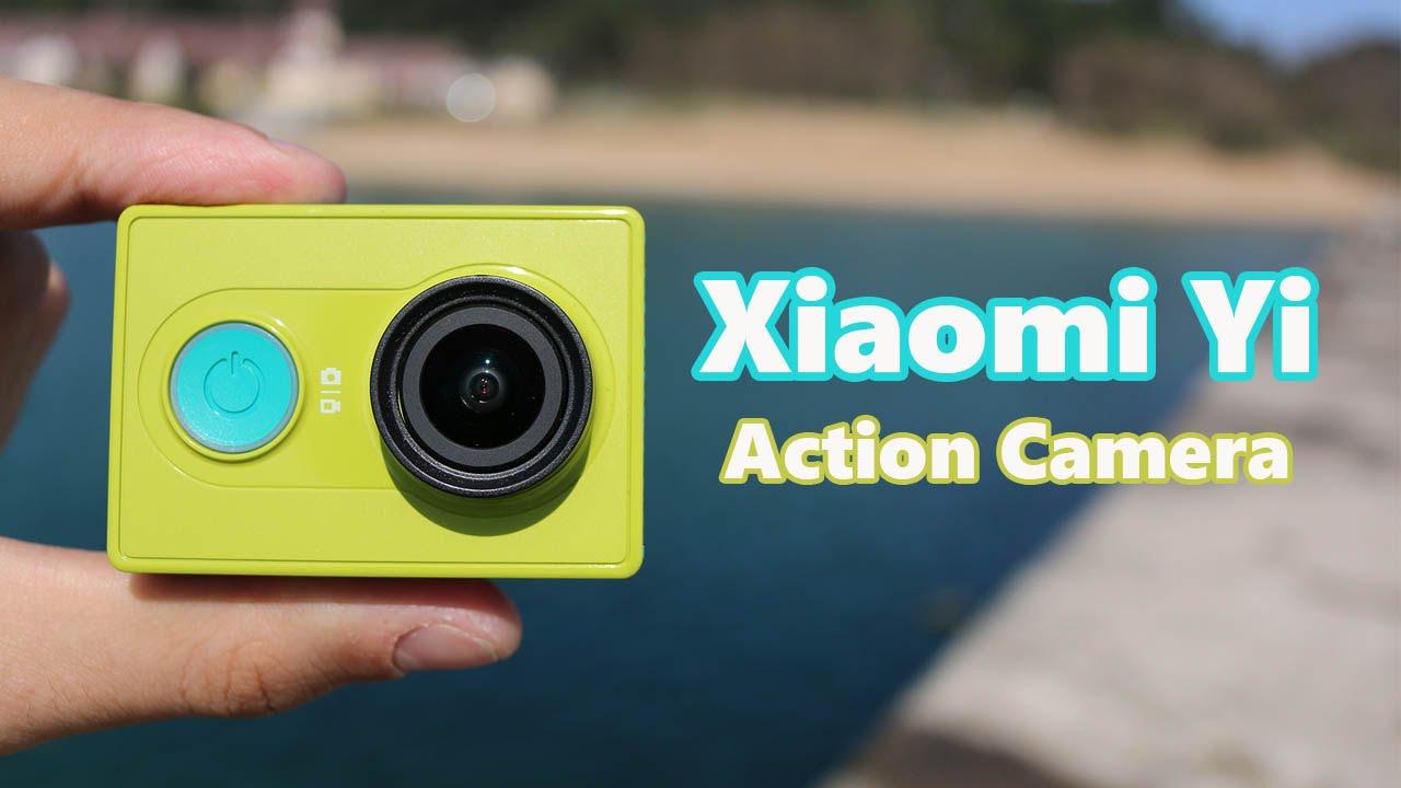 экшн камера xiaomi yi купить москва - YouTube