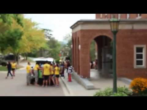 McDaniel College Class of 2018 Move-in Day