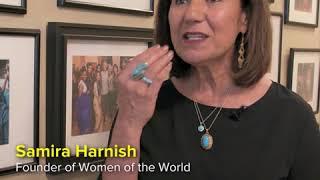 Samira Harnish – Official Finalist for the 2018 Nansen Refugee Award