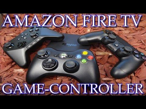 Amazon fire tv xbox360 ps4 controller anschluss so wirds