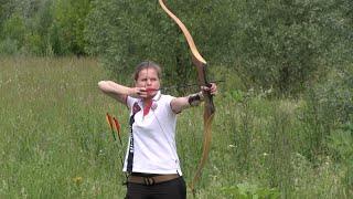 Традиционный лук - обучение ч.1