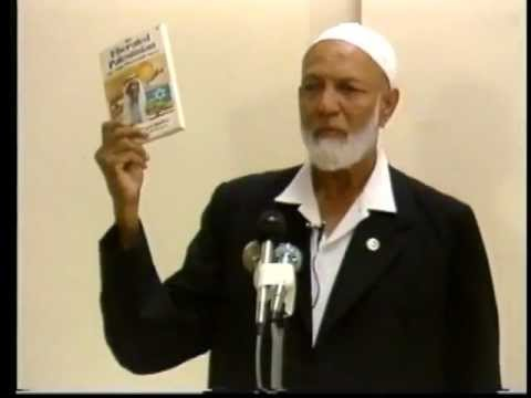 Jesus (PBUH): Man, Myth Or God? - UK Tour - Sheikh Ahmed Deedat