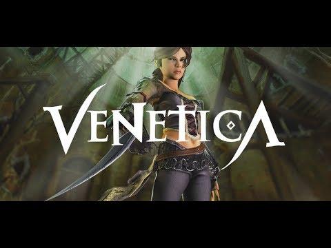Venetica. ч1. Лунный клинок