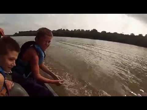 Kaskaskia River Run 2014