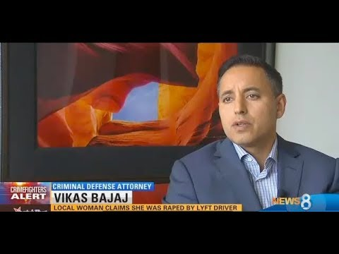 San Diego Criminal Attorney Vikas Bajaj Featured on CBS News 8