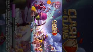 Clash of Clans New Winter Updation new:ice golem