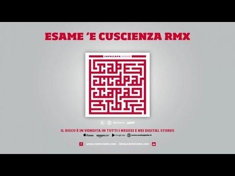 Capeccapa - Esame 'e cuscienza Rmx (Caparbi Album)