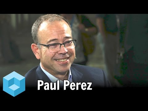 Paul Perez, Dell Enterprise - #DellWorld 2015 - #theCUBE
