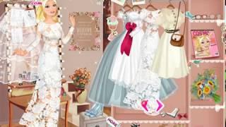 Мультик игра Хипстерская свадьба Барби (Barbie's Hipster Wedding)